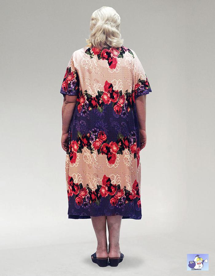 1c8ef5fa115c Интернет-магазин одежды больших размеров Большие Люди · Каталог · ЖЕНЩИНЫ ·  Домашняя одежда · Домашнее платье · Домашнее платье · Домашнее платье