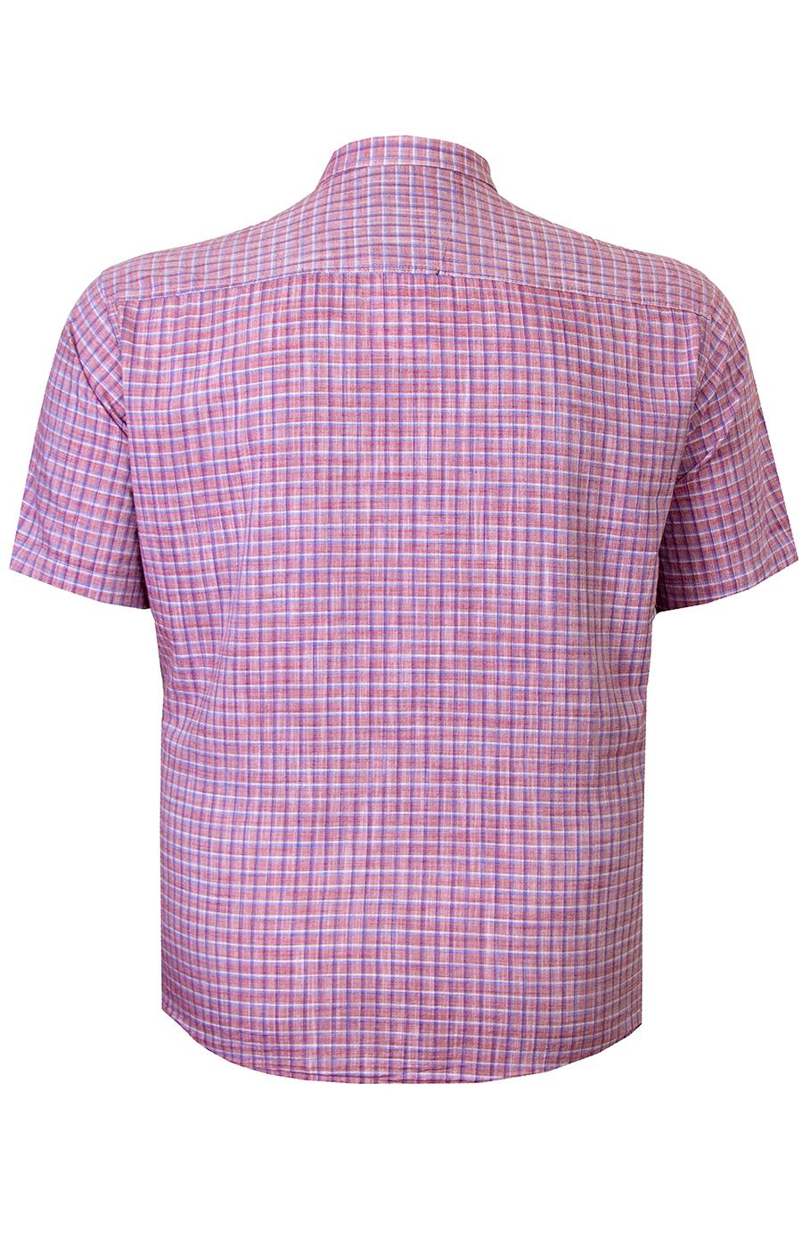 202c3db35072 Мужская льняная рубашка большого размера в интернет магазине Большие ...